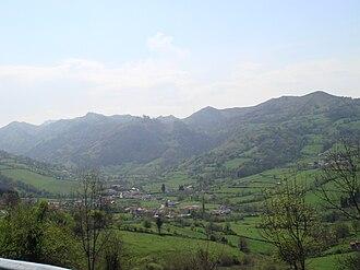 Sama de Grado - View of Sama de Grado