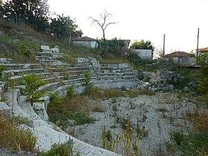 Vize - Amphitheatre
