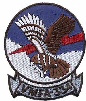 VMFA-334 - VMFA-334 Insignia