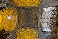 Voûte choeur cathédrale Séville Espagne.jpg