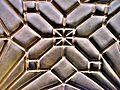Voûtes d'ogives avec liernes et tiercerons, dans la chapelle N.D des Ermites.jpg