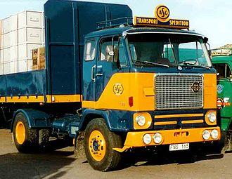 Volvo Trucks - Volvo F88-49T Truck 1970