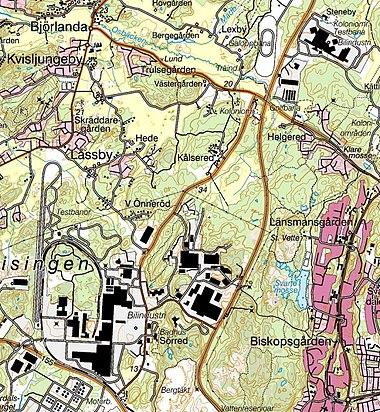 volvo torslanda karta Torslandaverken – Wikipedia volvo torslanda karta