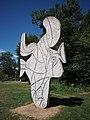 Vondelpark, Picasso kunstobject foto 1.JPG