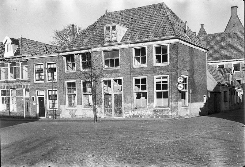 File:Voorgevels en zijgevel - Hoorn - 20116172 - RCE.jpg