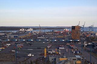 Vuosaari Harbour