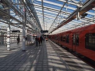 Vuosaari Metro