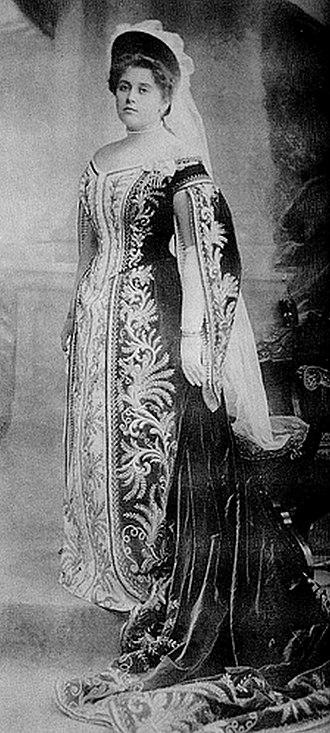 Anna Vyrubova - Anna Alexandrovna Vyrubova