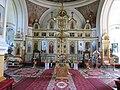 Włodawa, cerkiew Narodzenia Marii, wnętrza (5).JPG