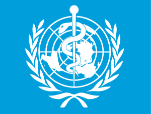 United Nations World Health Organisation logo