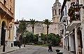 WLM14ES - Ajuntament, Esglèsia i Monument al Dr. Robert, Sitges - MARIA ROSA FERRE.jpg