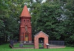 WWI, Military cemetery No. 99 Kobylanka, Kobylanka village, Gorlice county, Lesser Poland Voivodeship, Poland.jpg