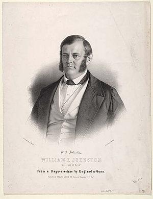 William F. Johnston - Image: W F Johnston