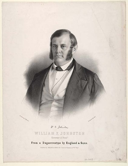 W F Johnston