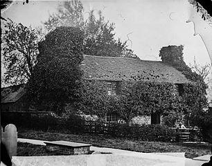 W Jones' house, Pentrefoelas