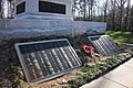 W side - Federal Confederate Cemetery Memorial - Point Lookout Maryland - 2012-01-15.jpg