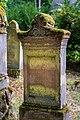 Waibstadt - Jüdischer Friedhof - Neuer Teil Reihe 2 - Grabstein Sophie Ottenheimer aus Bonfeld - Vorderseite 1.jpg