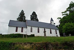 Wakefield, New Zealand - St John's Church