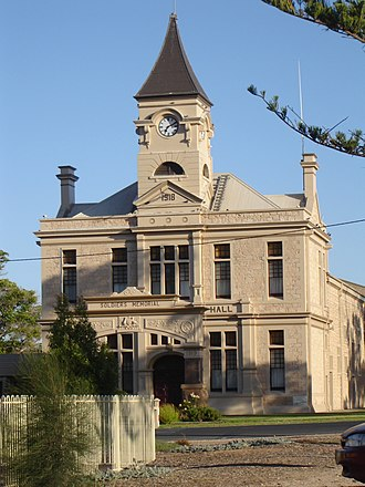 Wallaroo, South Australia - Wallaroo Town Hall