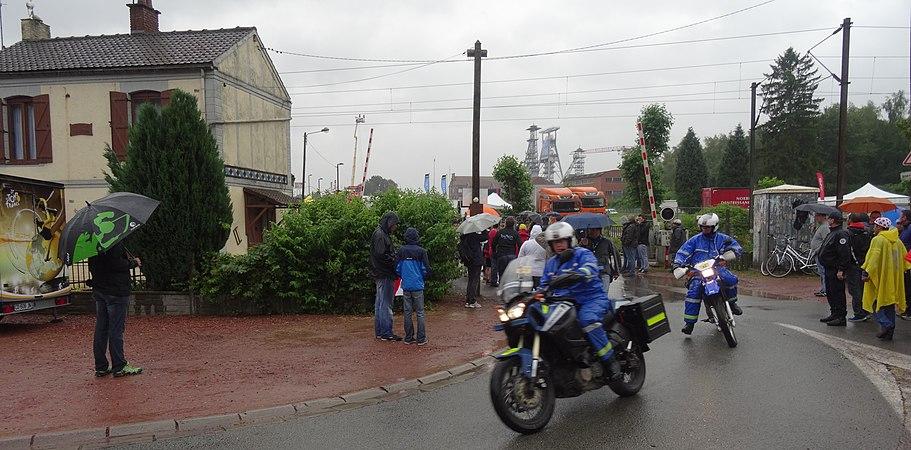 Wallers - Tour de France, étape 5, 9 juillet 2014, arrivée (B02).JPG