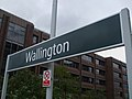 Wallington station signage.JPG
