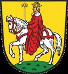 Das Wappen von Hollfeld
