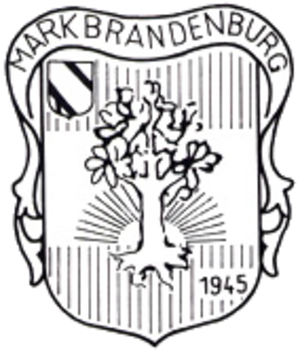 Coat of arms of Brandenburg - Coat of arms used between 1945 and 1952