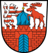 Coat of arms of Neustadt (Dosse)