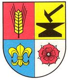 Das Wappen von Gröditz