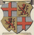 Wappentafel Bischöfe Konstanz 30 Rudolf von Habsburg-Laufenburg.jpg