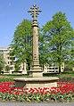 War Memorial - Myrtle Park - geograph.org.uk - 420425.jpg
