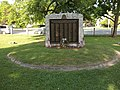 War Memorial Colburn Park Lebanon NH June 2016.jpg