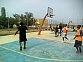 Warmup basketball game at unilorin.jpg