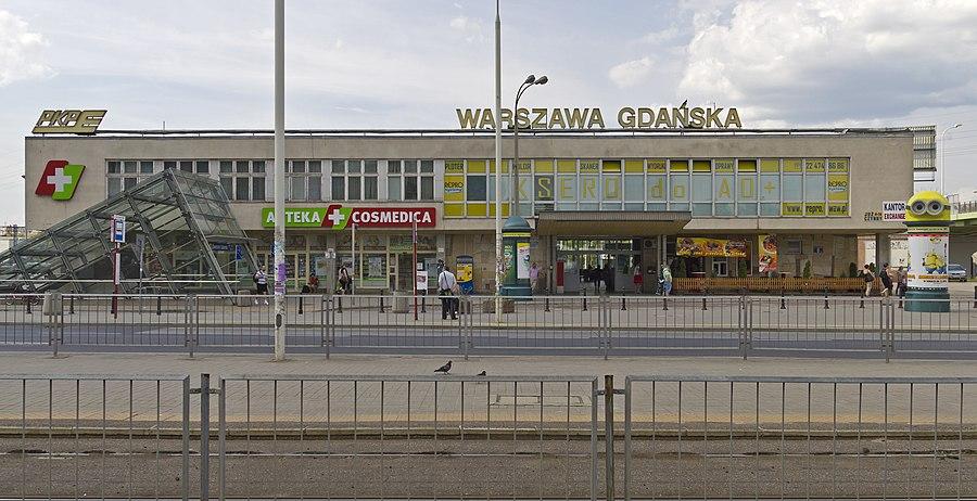 Warszawa Gdańska station