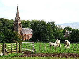 Warwick-on-Eden - Image: Warwick on Eden geograph.org.uk 1480853