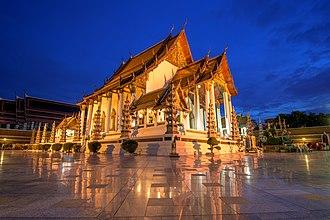 Wat Suthat - Image: Wat suthud