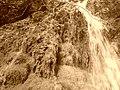 Waterfall on Fife coastal path - geograph.org.uk - 311509.jpg