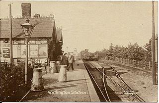 Watlington railway station (Oxfordshire)