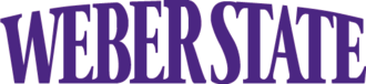 2010 Weber State Wildcats football team - Image: Weber State old wordmark
