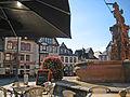 Weilburg-Marktplatz mit Brunnen (2013).jpg