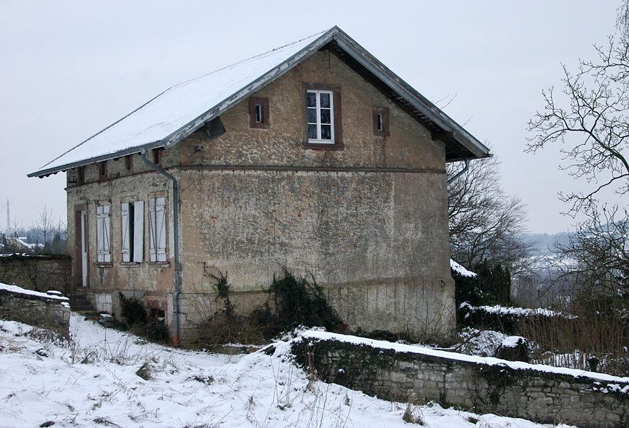 Vineyard house in Kleinblittersdorf, Germany