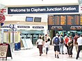 Welcome to Clapham Junction Station - geograph.org.uk - 1381933.jpg