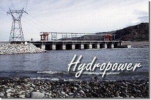 Wells Dam - Image: Wellsdam bpa