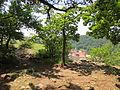 Weltenburger Enge mit dem Kloster im Hintergrund.JPG