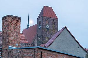 Werben (Elbe) - Image: Werben St. Johannes 02