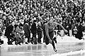 Wereldkampioenschappen Schaatsen te Oslo (Noorwegen). Schenk in aktie 500m, Bestanddeelnr 923-2919.jpg
