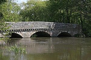 Ringwood - Old bridge over the River Avon