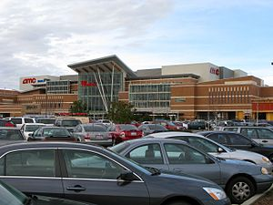 Westfield Southcenter - Image: Westfield Southcenter from parking lot (4335930177)