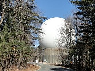 Haystack Observatory - Westford Radio Telescope