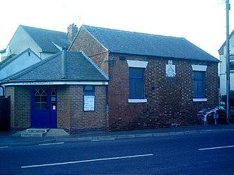 Weston-on-Trent - Image: Weston Chapel